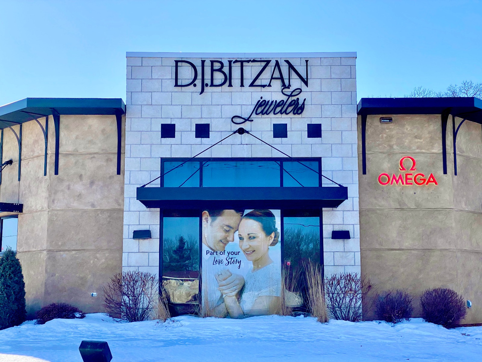 DJ Bitzan Jewelers Building